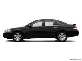 Used 2007 Chevrolet Impala LTZ Sedan for sale near Providence RI
