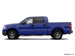 2007 Ford F-150 4WD Supercrew 139  XLT Not Specified