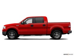 Used 2007 Ford F-150 4WD Supercab Flareside 145 FX4 Extended Cab Pickup