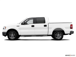 2007 Ford F-150 XLT Truck SuperCrew Cab