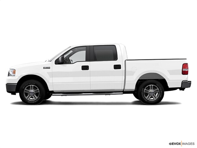 2007 Ford F-150 Crew Cab Short Bed Truck