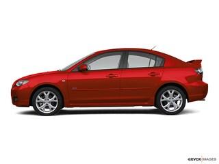 2007 Mazda Mazda3 s Sport Sedan