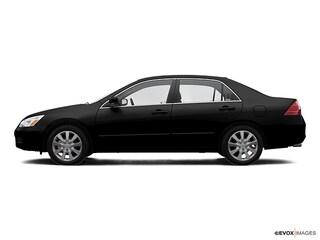 Used 2007 Honda Accord EX-L Sedan for sale near you in Burlington MA