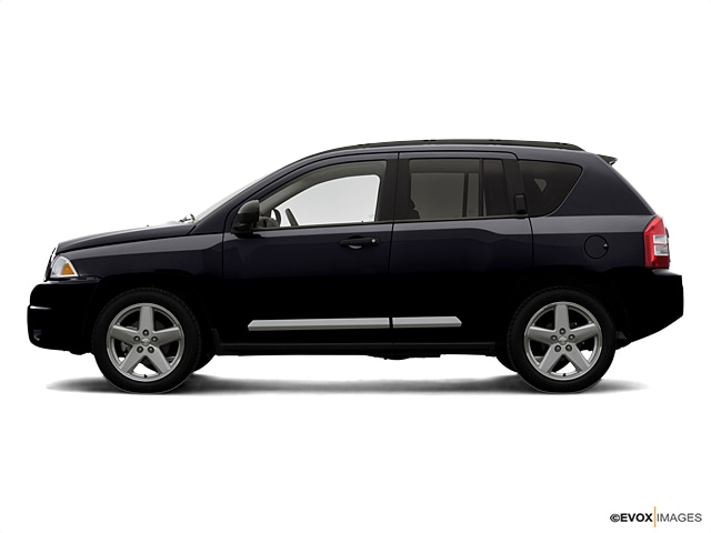 Used 2007 Jeep Compass Limited SUV For Sale Charlotte, NC