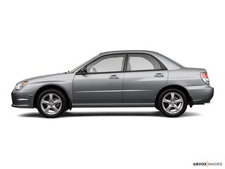 2007 Subaru Impreza Sedan i Special Edition 4dr Car
