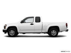 2007 Chevrolet Colorado Extended Cab Truck