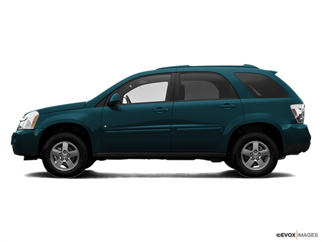 2007 Chevrolet Equinox LT AWD  LT