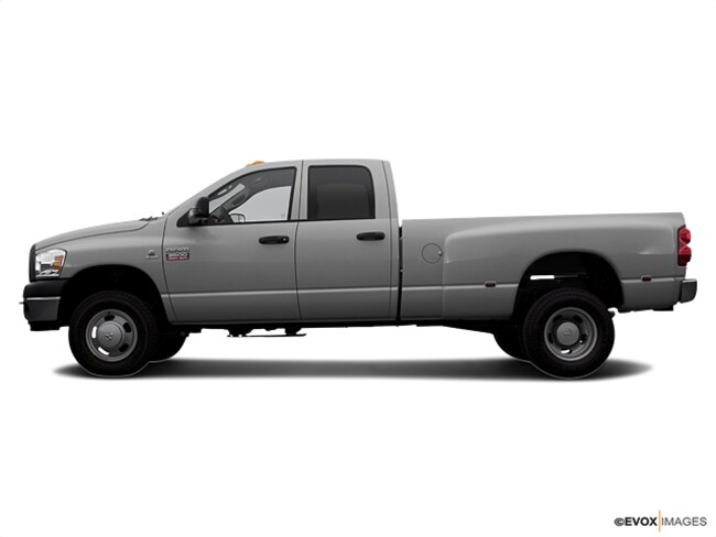 2007 Dodge Ram 3500 Crew Cab Long Bed Truck