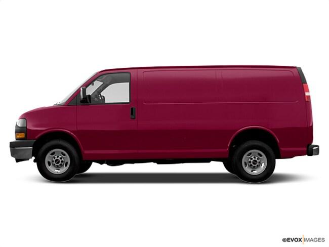 2007 GMC Savana G3500 Van