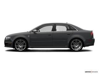 2007 Audi RS 4 4.2L Quattro Sedan