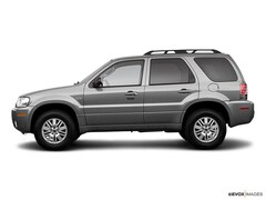 2007 Mercury Mariner Luxury SUV
