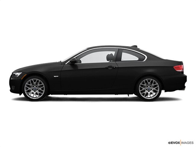 2007 BMW 3 Series 328i Sulev Coupe