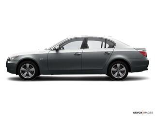 Used 2007 BMW 530i Sedan for sale in Houston
