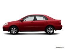 2007 Toyota Corolla LE Sedan
