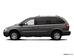 Pre-Owned 2007 Chrysler Town & Country Touring Van for sale in Lima, OH
