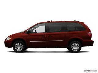 Used 2007 Chrysler Town & Country LWB 4dr Wgn Touring Mini-van, Passenger Walnut Creek, CA