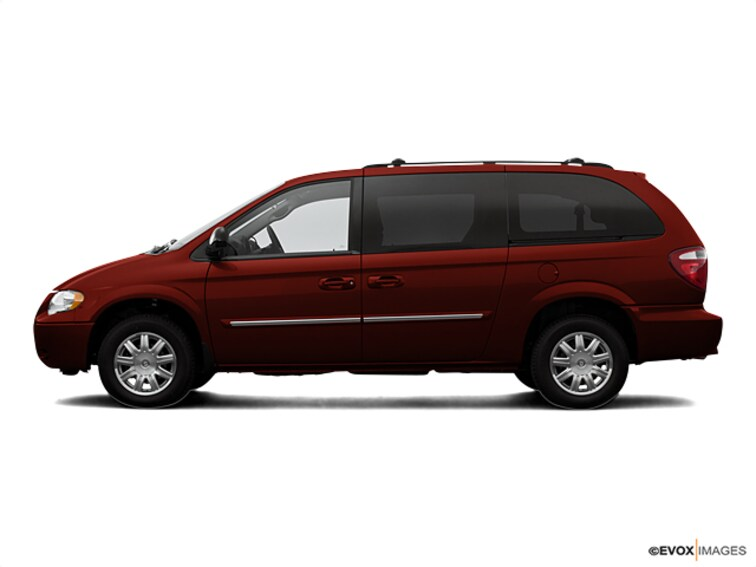 Used 2007 Chrysler Town & Country LWB 4dr Wgn Touring Mini-van, Passenger Walnut Creek, CA
