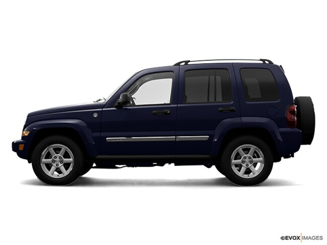 Used 2007 Jeep Liberty Sport SUV for sale in Wheeling, WV near St. Clairsville OH