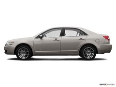 2007 Lincoln MKZ All-wheel Drive
