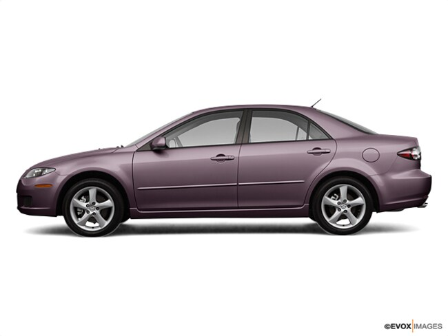 Used 2007 Mazda Mazda6 i Sport VE Sedan for sale in Cincinnati OH