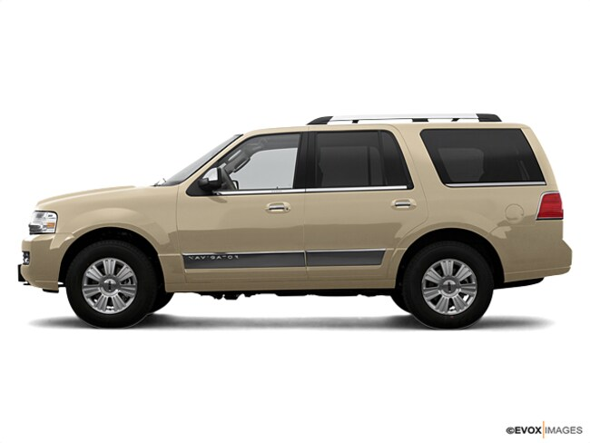 2007 Lincoln Navigator Elite 4x4 with Nav, Moon Roof, DVD 4WD  Ultimate