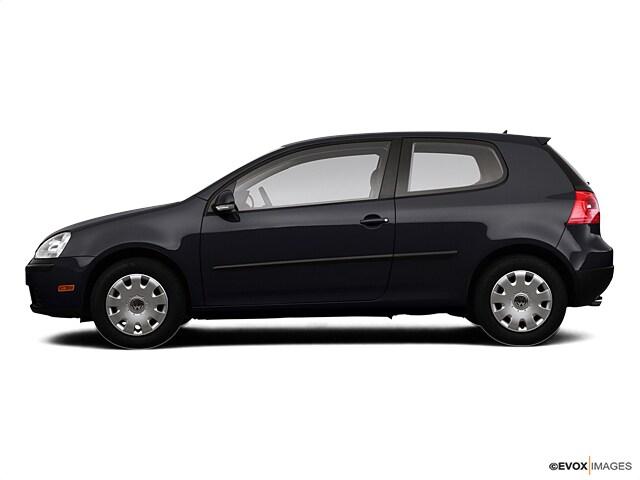 2007 Volkswagen Rabbit 2-Door Hatchback