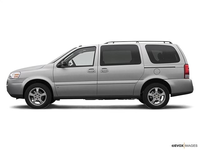 Used 2007 Chevrolet Uplander For Sale At Valenti Volkswagen