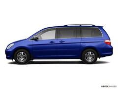 Bargain Used 2007 Honda Odyssey EX-L Van San Diego, CA