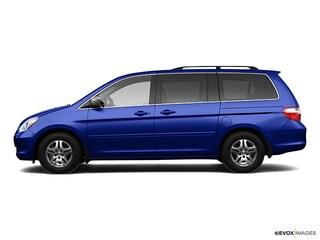 Used 2007 Honda Odyssey EX-L Van San Diego, CA