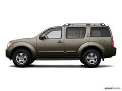 Used 2007 Nissan Pathfinder SE SUV 5N1AR18U07C606216