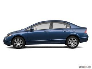 2007 Honda Civic LX AT LX