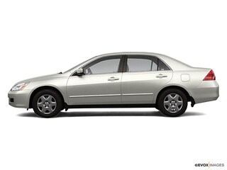Used 2007 Honda Accord 2.4 LX Sedan Salem, OR
