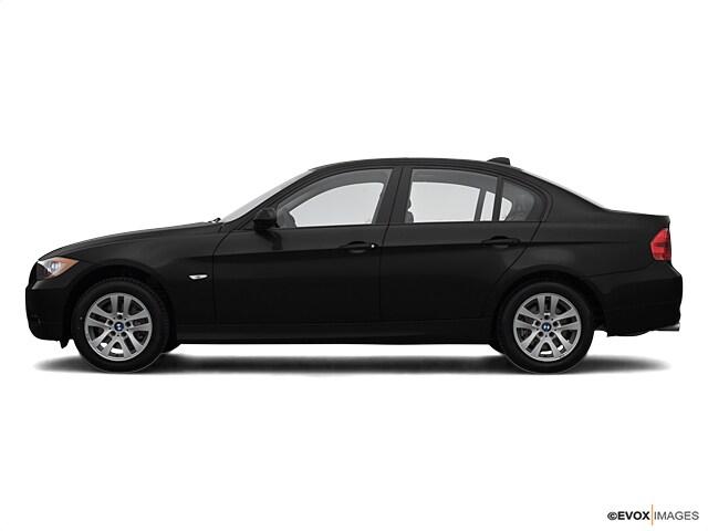 2007 BMW 3 Series 328xi AWD 328xi  Sedan
