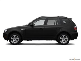 Used 2007 BMW X3 3.0si SAV near Concord & Manchester, NH