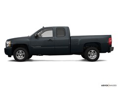 Used 2007 Chevrolet Silverado 1500 LT1 Truck Extended Cab in Helena, MT