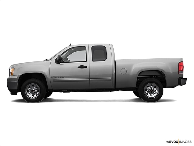 2007 GMC Sierra C1500 4 Door EXT CAB PK 4C