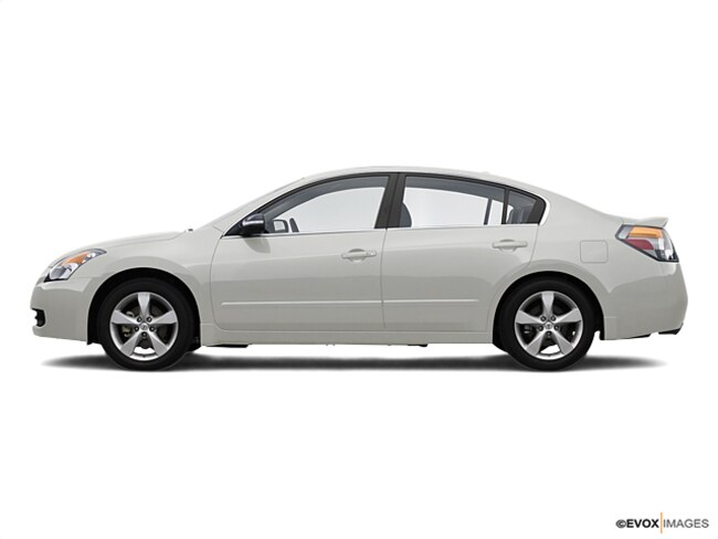2007 Nissan Altima 2.5 S (50 State)
