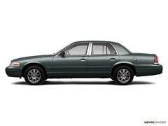 2007 Ford Crown Victoria Standard Sedan