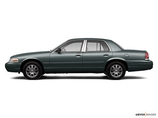 2007 Ford Crown Victoria LX Sedan