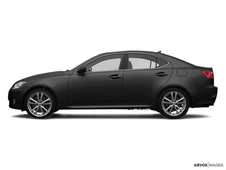2007 LEXUS IS Sedan