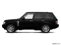 Used 2007 Land Rover Range Rover 4WD  HSE SUV in Knoxville, TN
