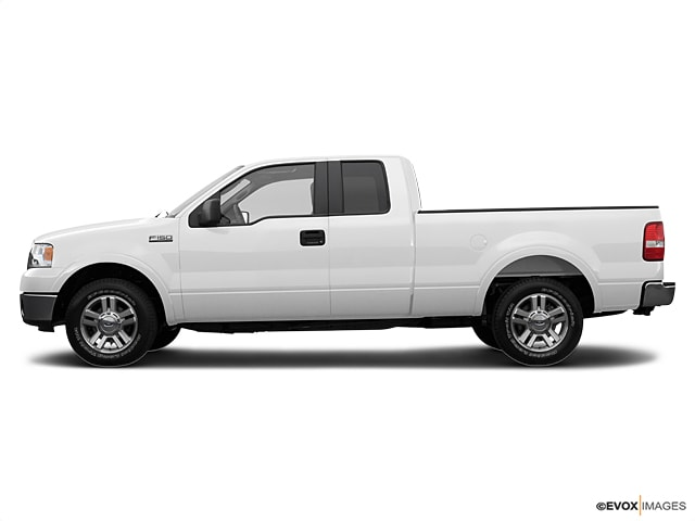 2007 Ford F-150 Extended Cab Truck