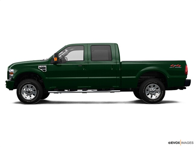 2008 Ford F-250 Crew Cab Truck