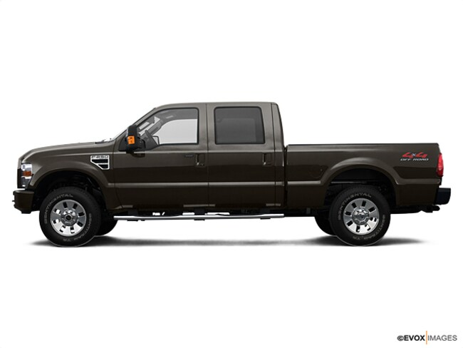 Used 2008 Ford F-250SD Lariat Truck in Rexburg, ID