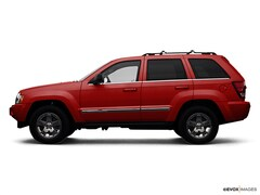 Used 2007 Jeep Grand Cherokee Limited 4x4 SUV for sale in Decatur, IL