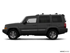 2007 Jeep Commander 4WD 4dr Limited Sport Utility