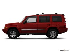 2007 Jeep Commander Sport SUV