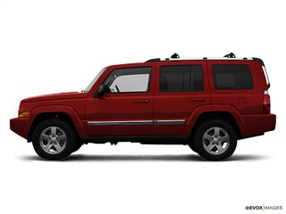 2007 Jeep Commander Limited SUV