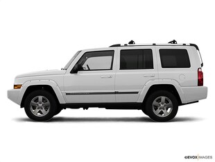 2007 Jeep Commander Limited 4WD  Limited