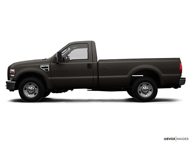 2008 Ford F-250 XL 4WD  Long Bed Truck